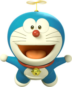 Doraemon transparent bad. Who is quora