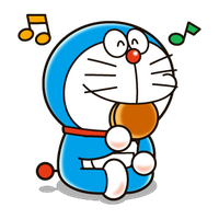 Doraemon transparent cute. Download free png photo