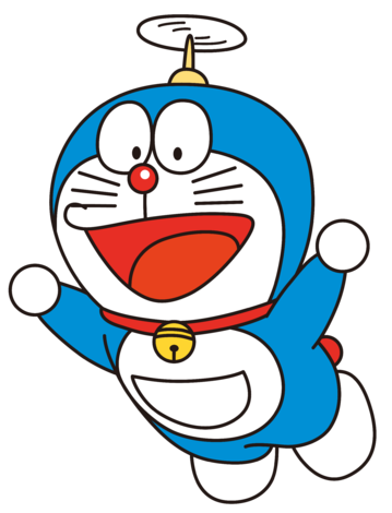 Doraemon transparent logo. Png images free download
