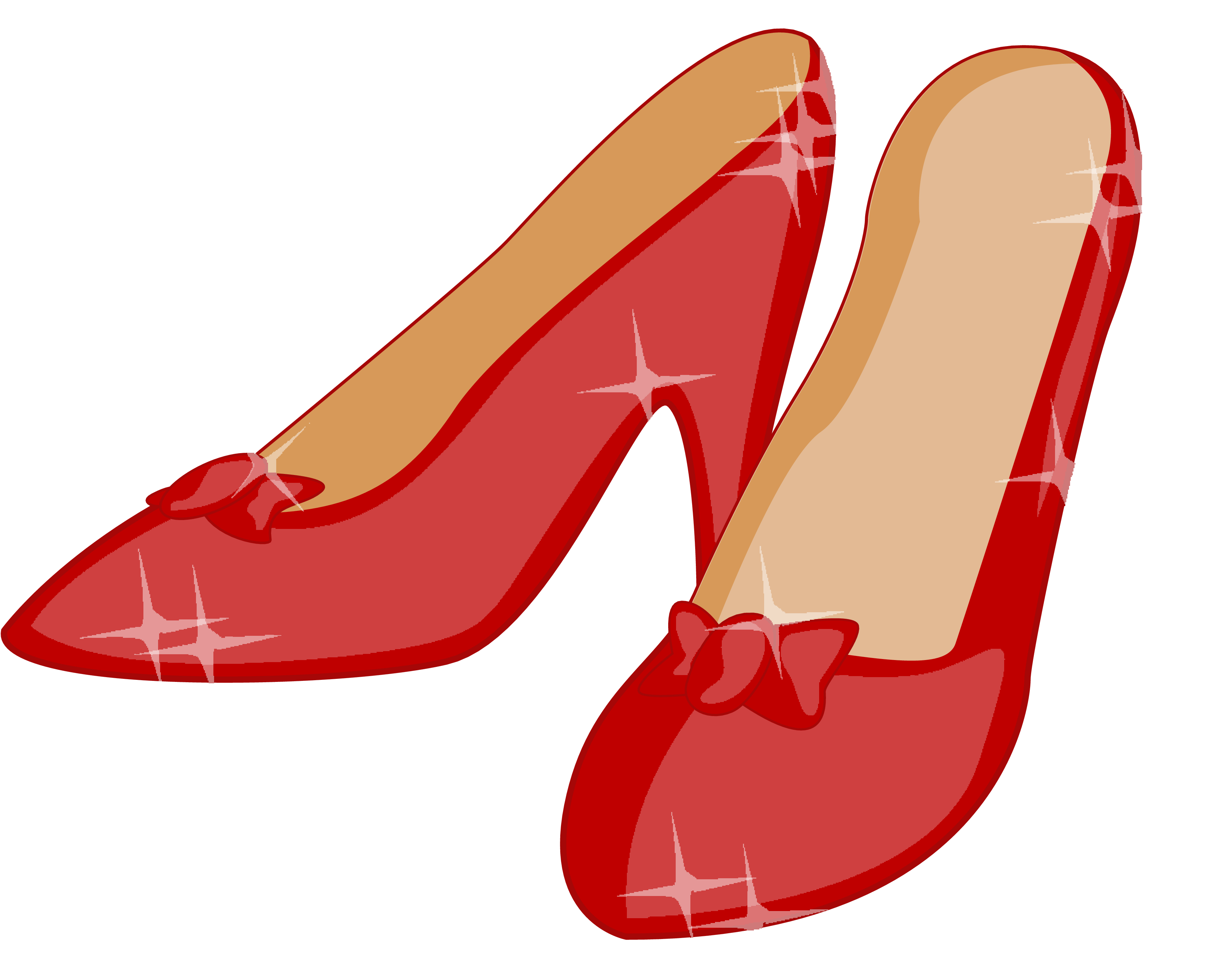Ruby slipper graphic house. Clip shoes women's banner royalty free download