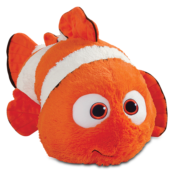 Dory and nemo png. Finding plush pillow my