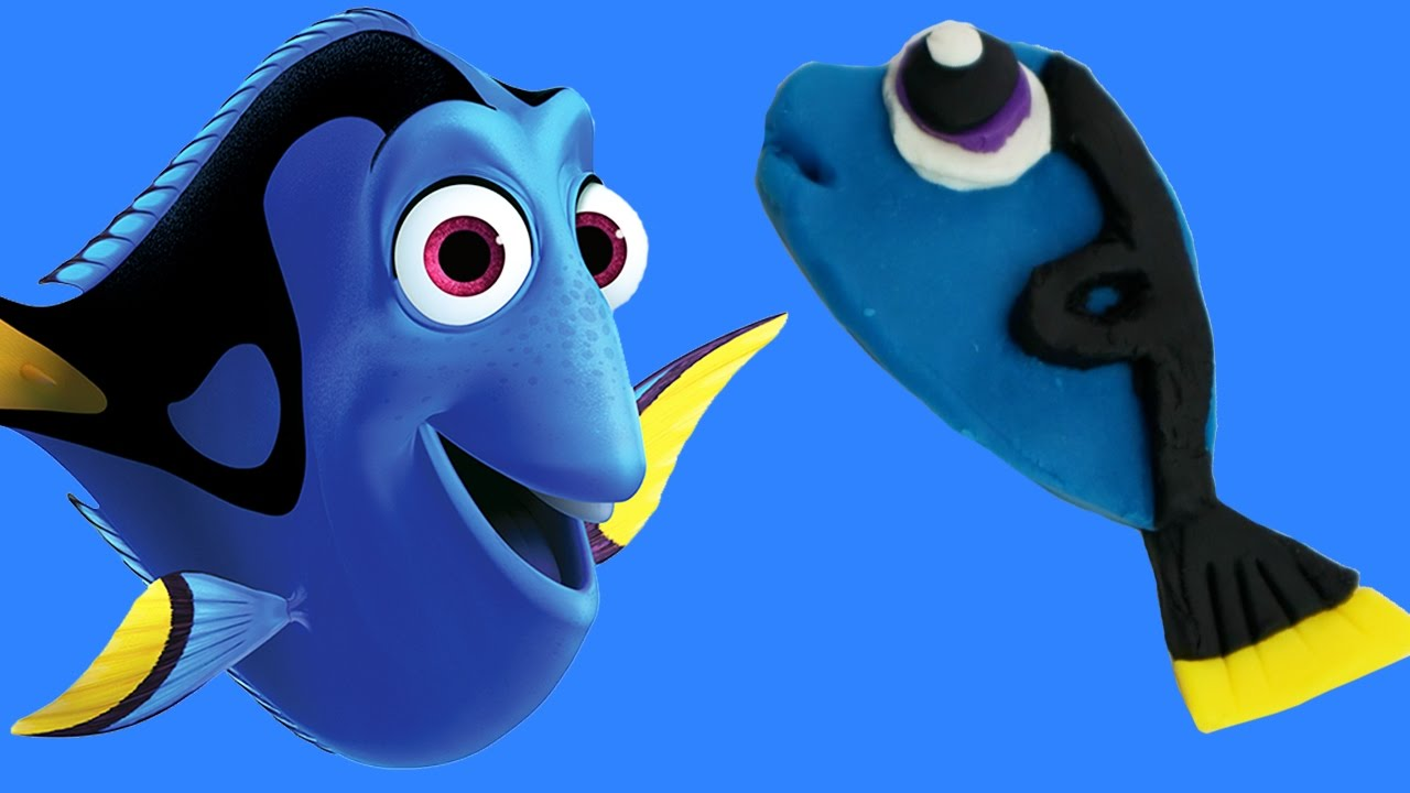 how to make. Dory clipart blue fish picture freeuse download