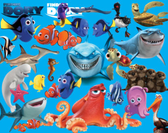 Dory clipart dory fish. Images etsy finding digital