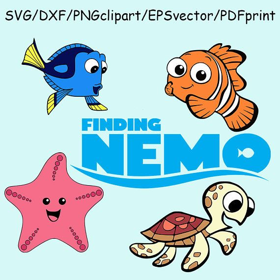 dory clipart svg