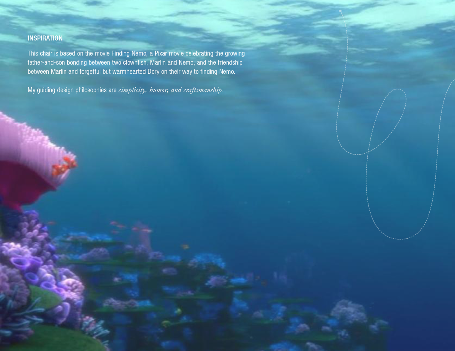 Dory coral png. Shay xie design dorypng