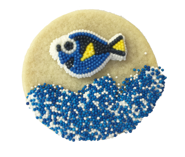 Dory finding nemo png. Sugar cookies character all