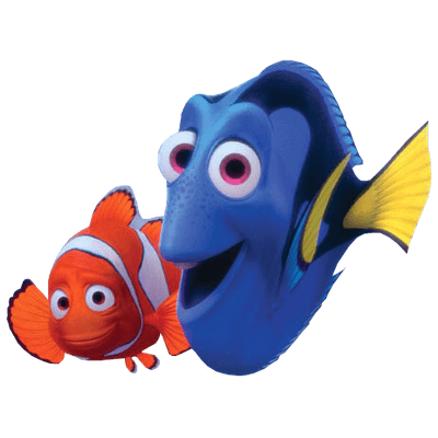 Dory png. Finding nemo transparent images