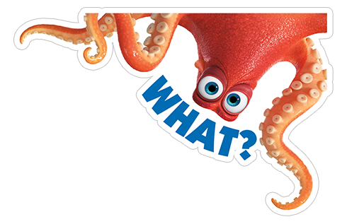 Dory png stickers. Finding viber sticker from