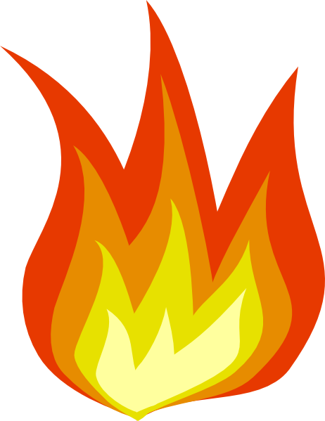 Dot clipart fire. Big clip art at