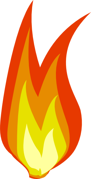 Dot clipart fire. Mini clip art at