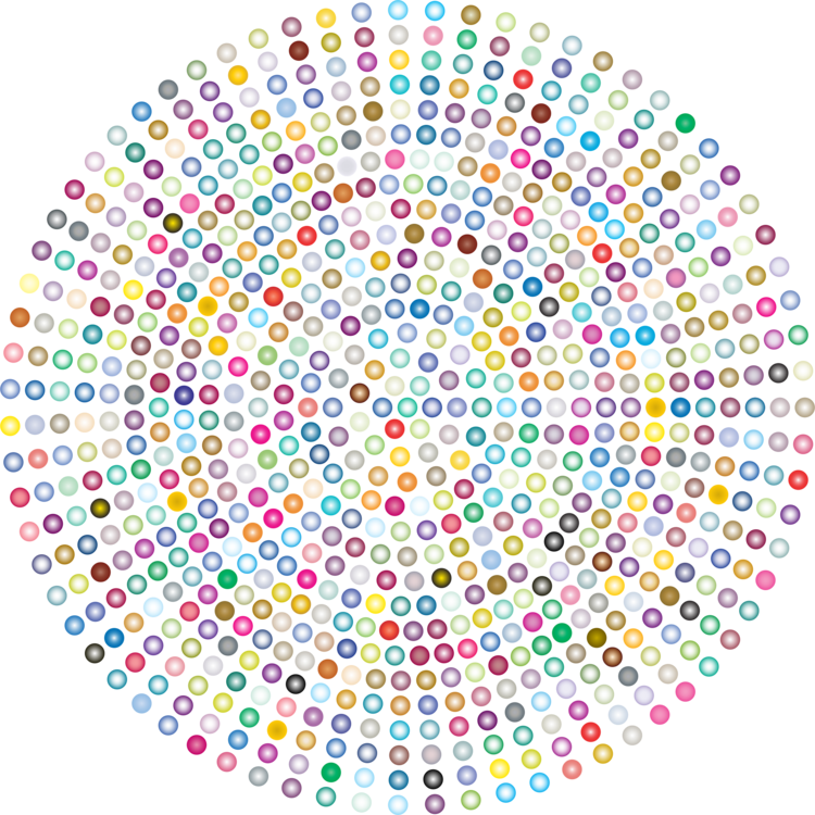 Dot clipart raster. Computer icons randomness number