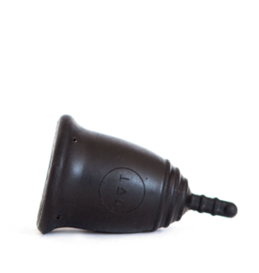 Dot funnel png. Menstrual cup red s