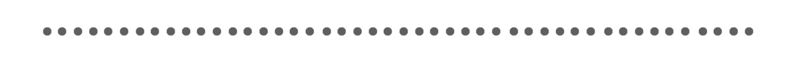 row of dots png