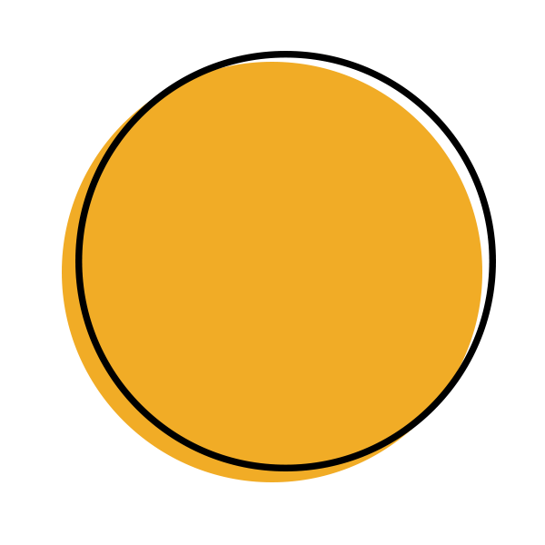Dot transparent golden. Icon gold whatever bright