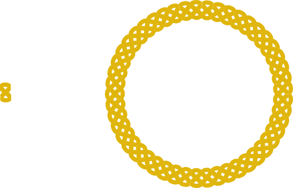 Dot transparent golden. Clip freeuse gold