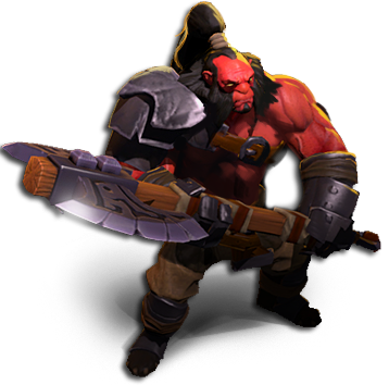 Dota 2 axe png. Beta player attack well