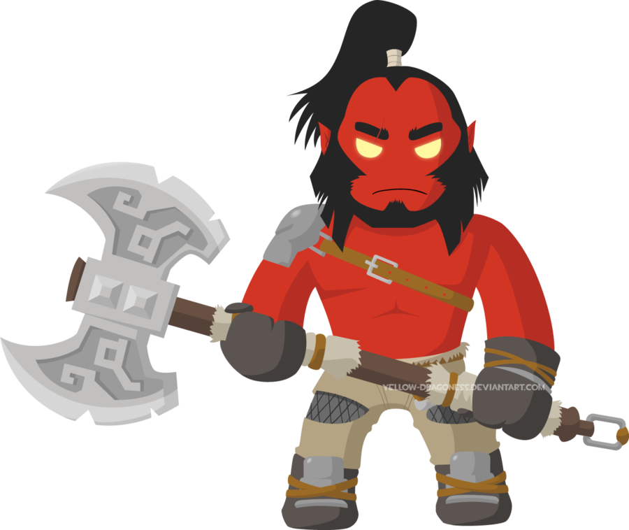 Dota 2 axe png. Mogul khan by yellow