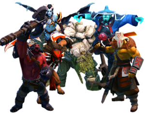 Dota 2 characters png. Hero unit type wiki