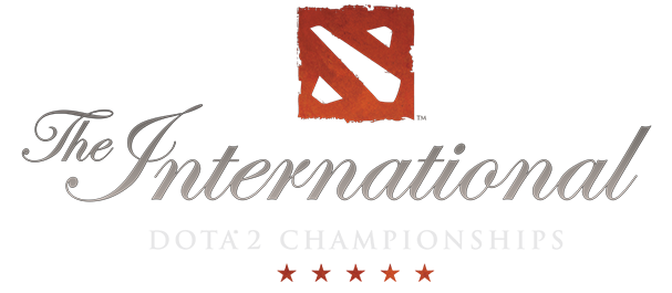 Dota 2 png logo. International by madeleoni on