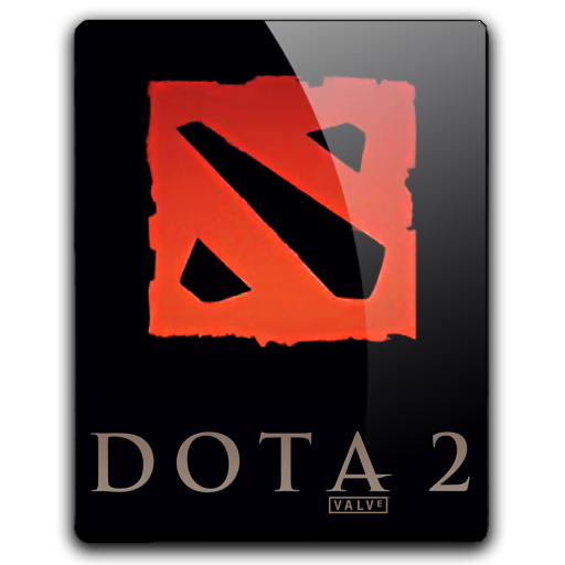 Dota 2 png logo. Icon by snaapsnaap on