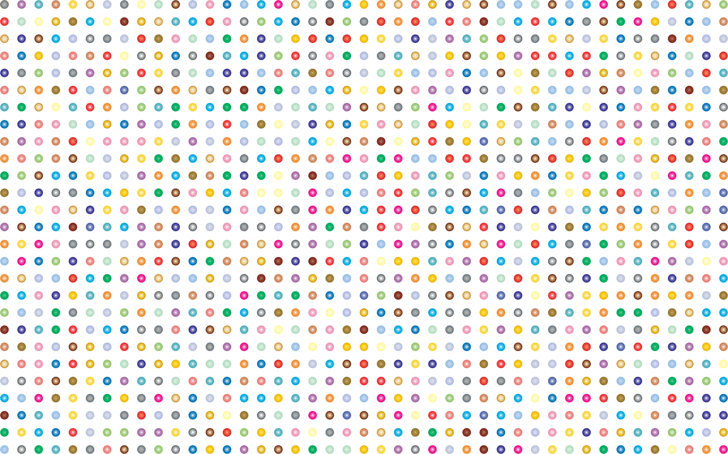 Dots background png. Prismatic polka no icons