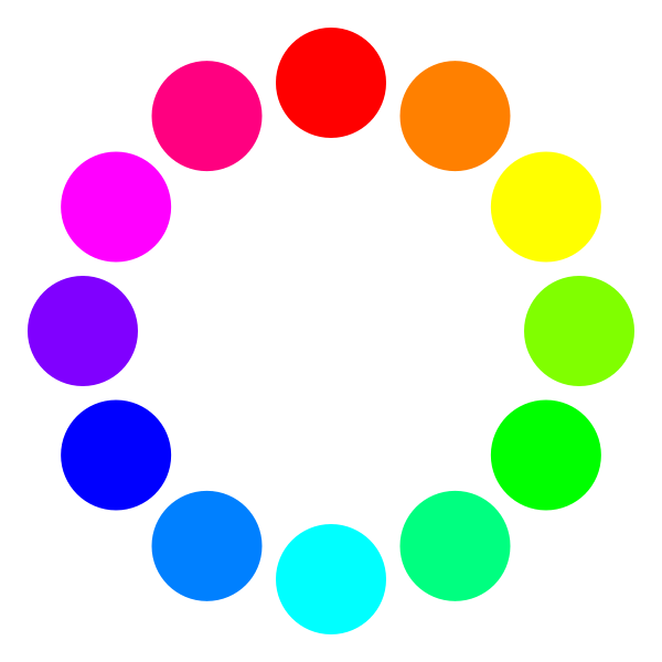 Dots clipart png. Colored