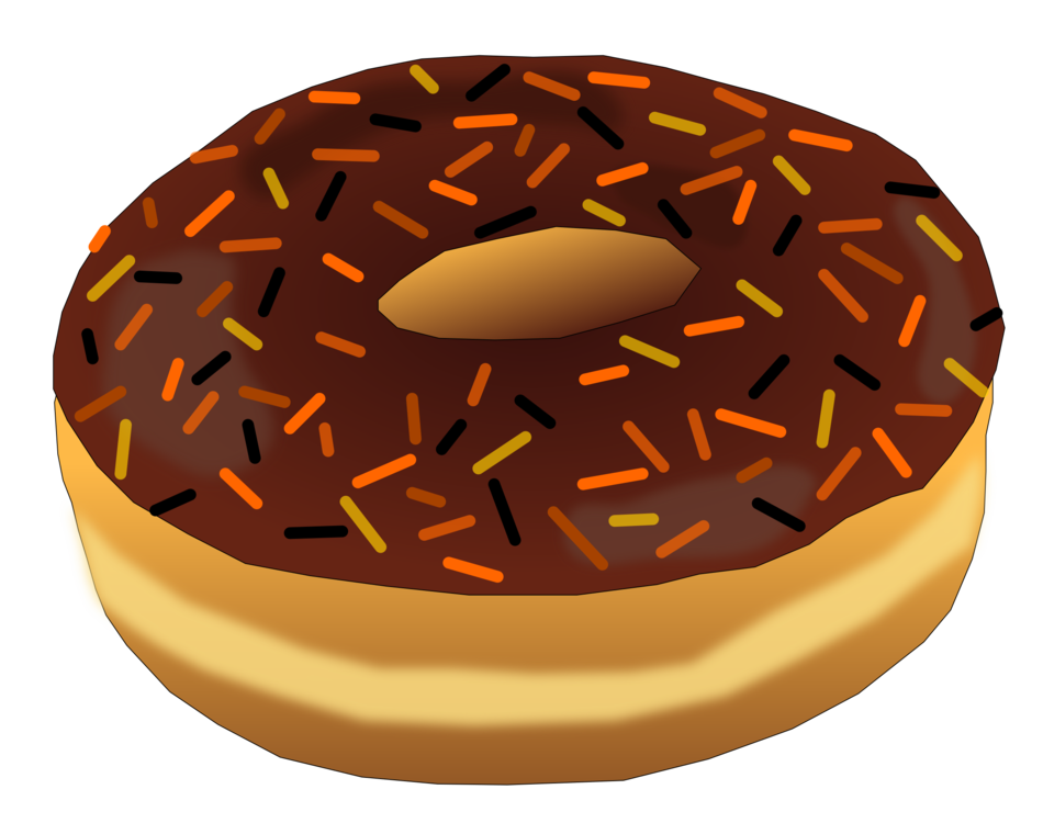Bagel clipart muffin. Donuts cupcake frosting icing
