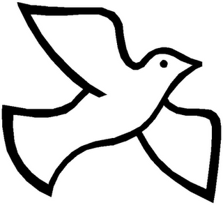 Dove clipart god. Holy spirit clip art