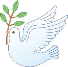 peace clipart holy spirit