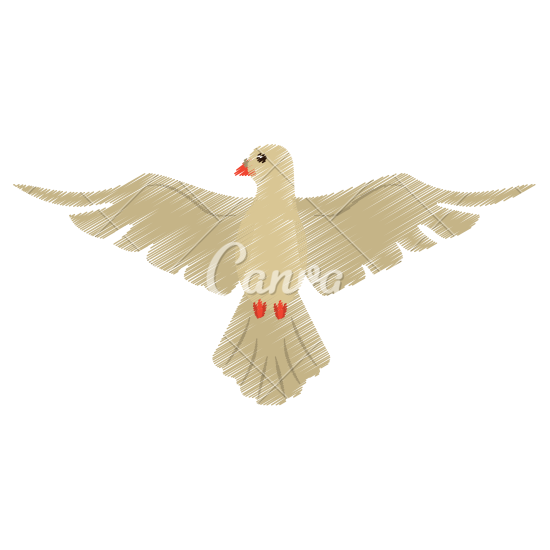 Doves bible png. Holy spirit dove drawing