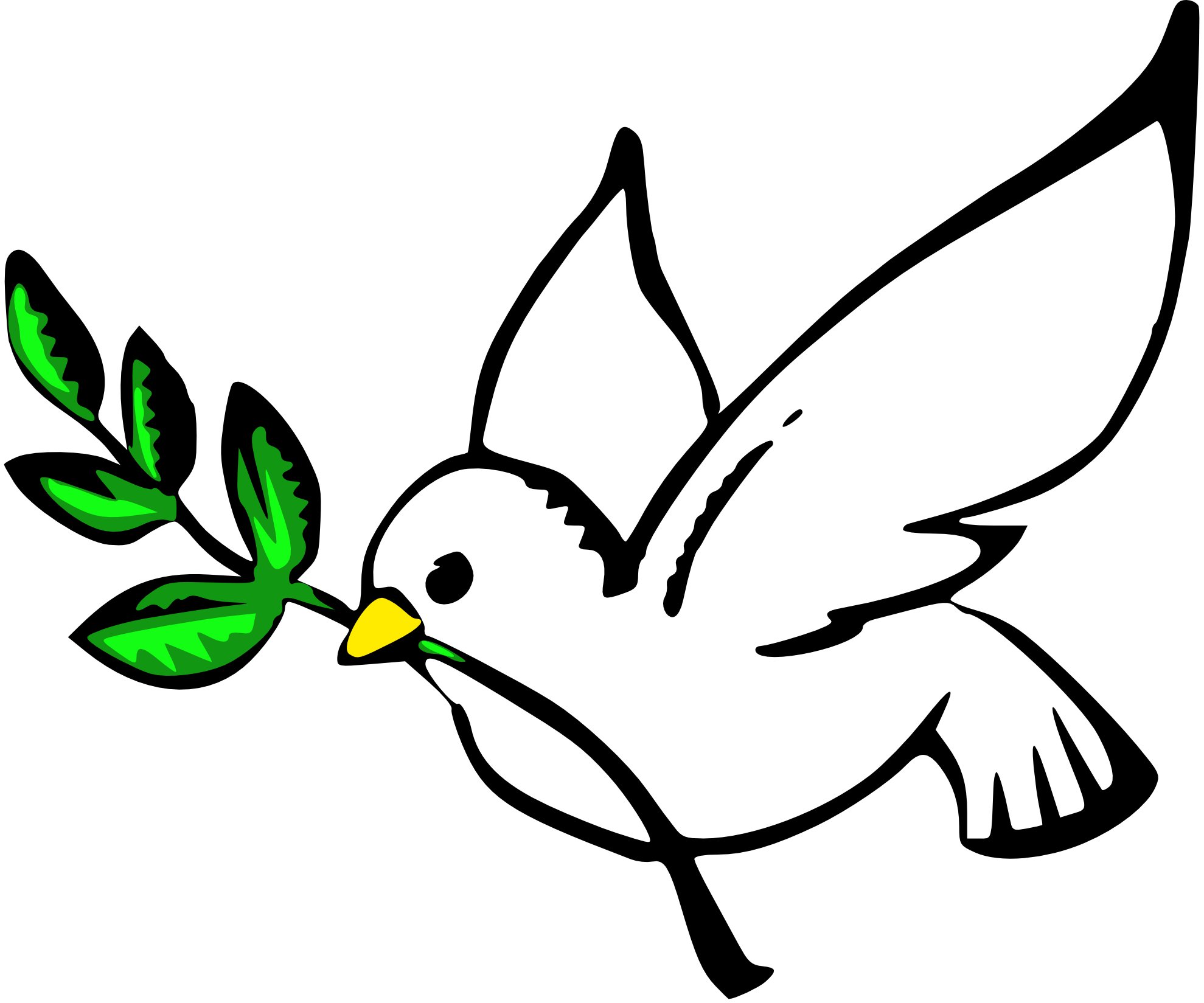 peace clipart faith