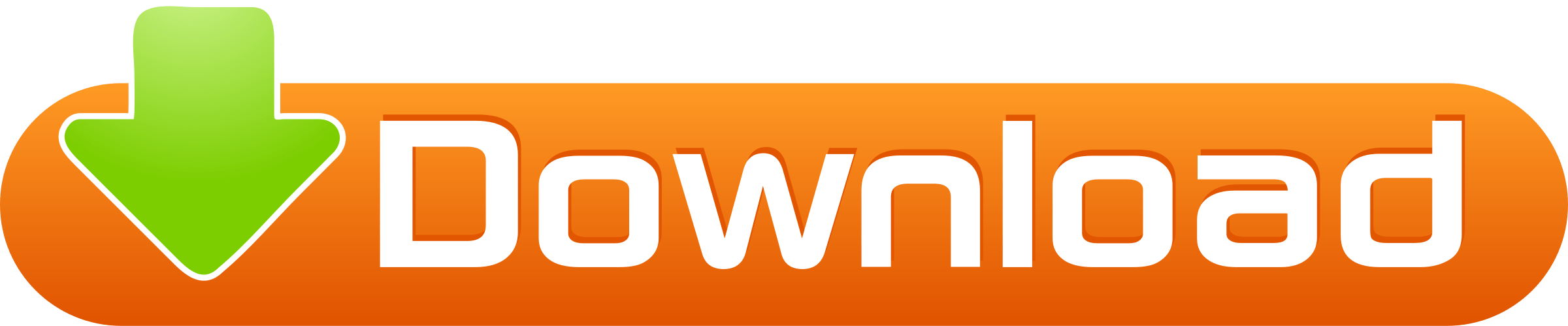 Download buttons png. Orange button with green