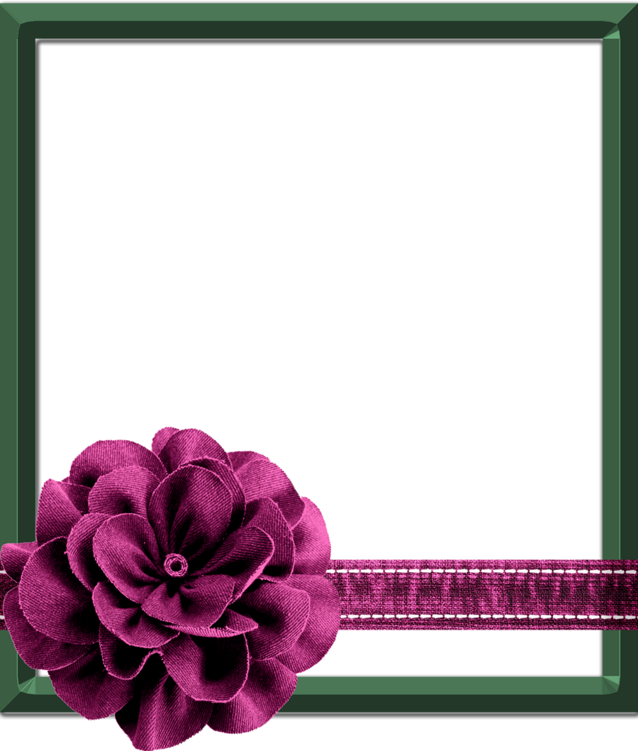 Frames for photoshop png. Download beautiful flowers frame