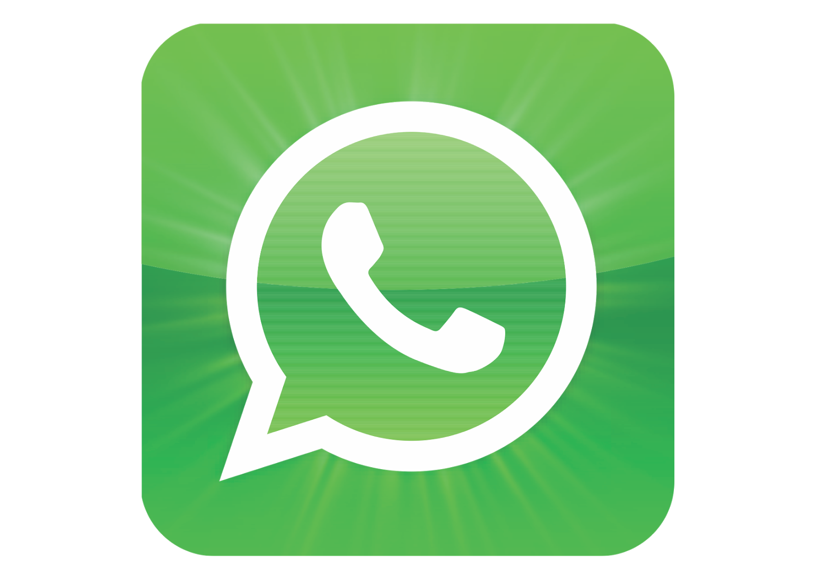 Download image png format. Whatsapp images free logo