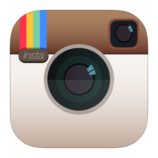 Free icon. Download instagram logo png clipart