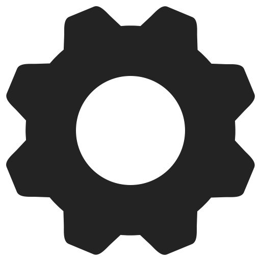 Download png files for free. Icons cogwheel icon configuration
