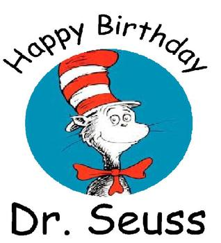 Happy birthday . Dr seuss clipart clip royalty free