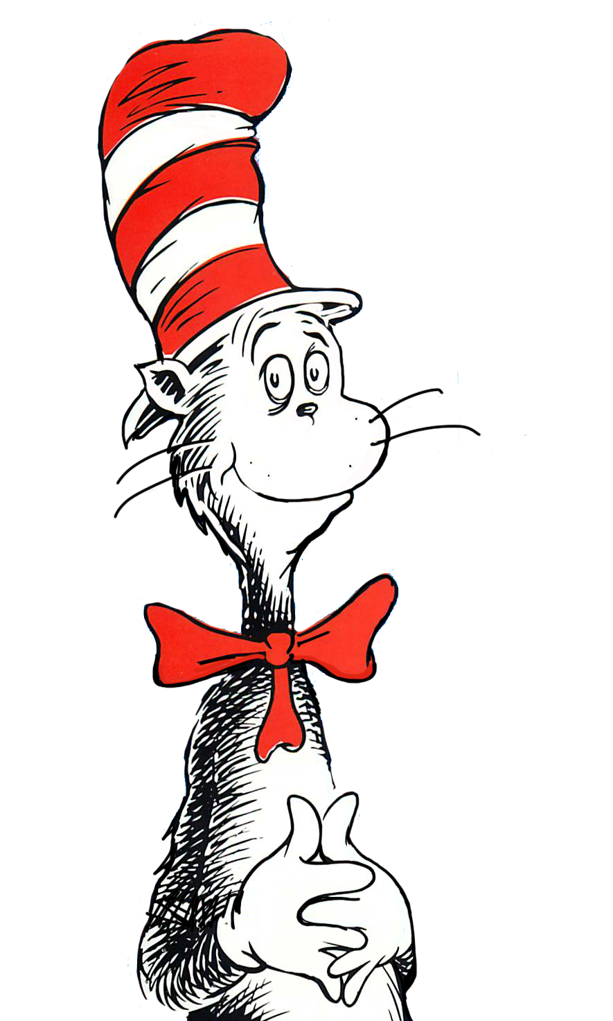Dr seuss clipart cat in hat. See seussical live on