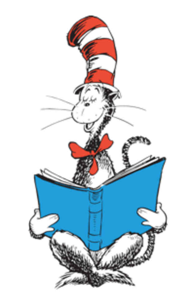 Dr seuss clipart poster. Nyab event theodor geisel image royalty free stock