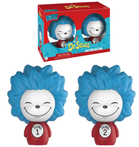 Dr seuss thing 1 and thing 2 png. Funko dorbz vinyl figure