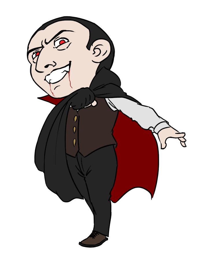 Dracula clipart scary. Free cliparts download clip