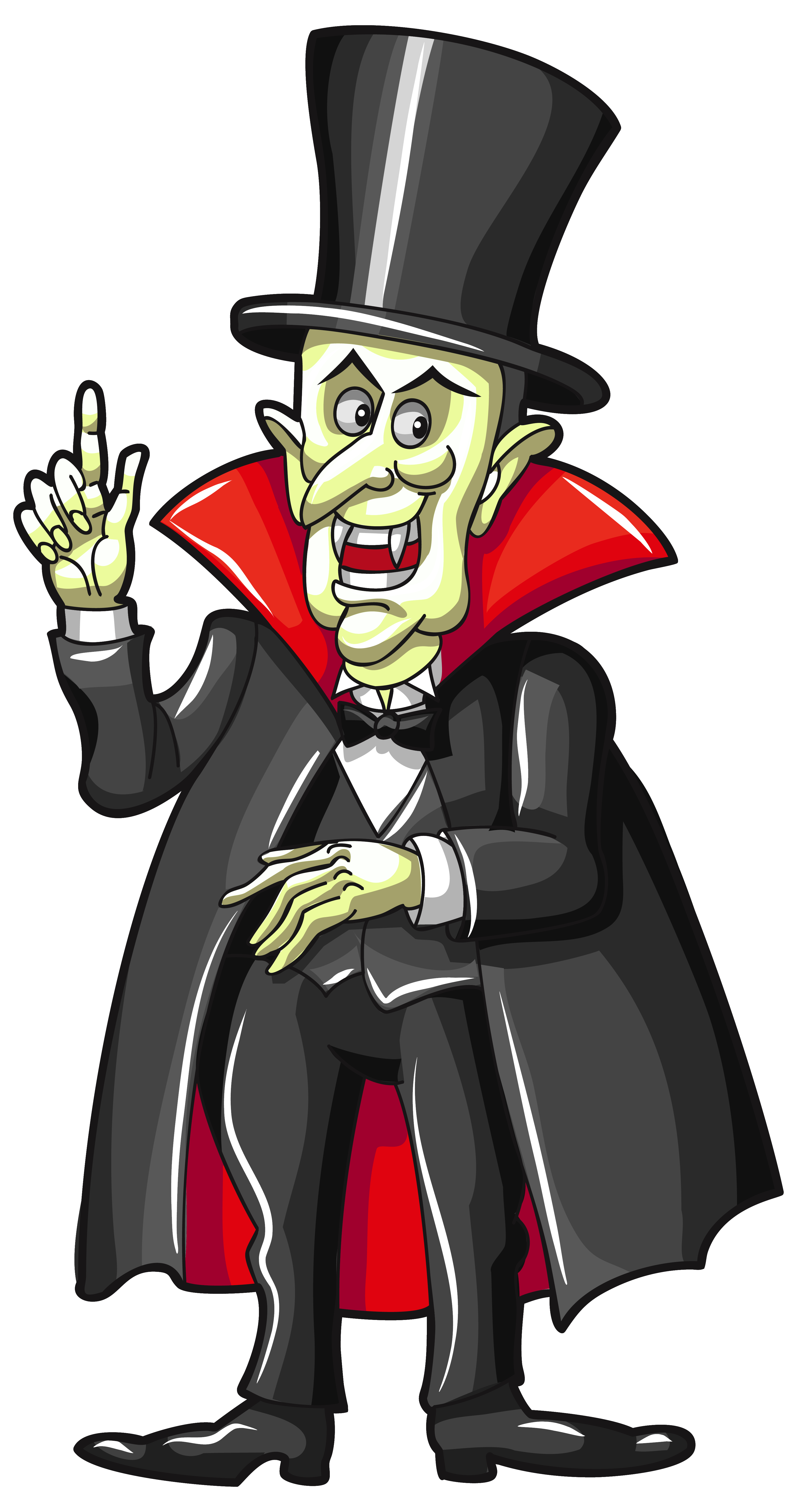 Vampire clipart villian. Halloween at getdrawings com