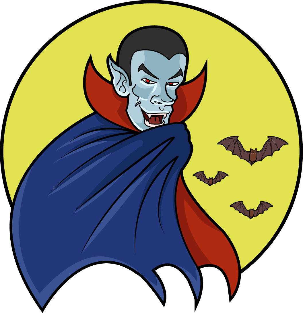 Vampire clipart villian. Dracula at getdrawings com
