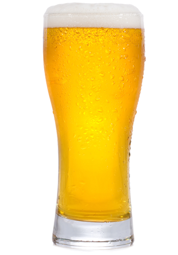 Transparent beer. Png images all