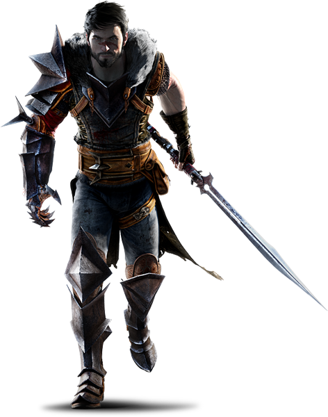 Dragon age png. Ii hawke costume pinterest