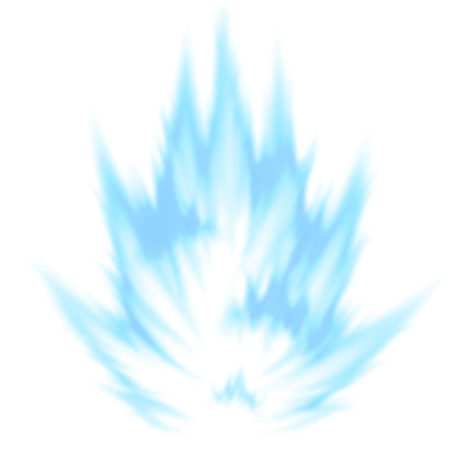 Super saiyan blue aura png. Images collection with transparent