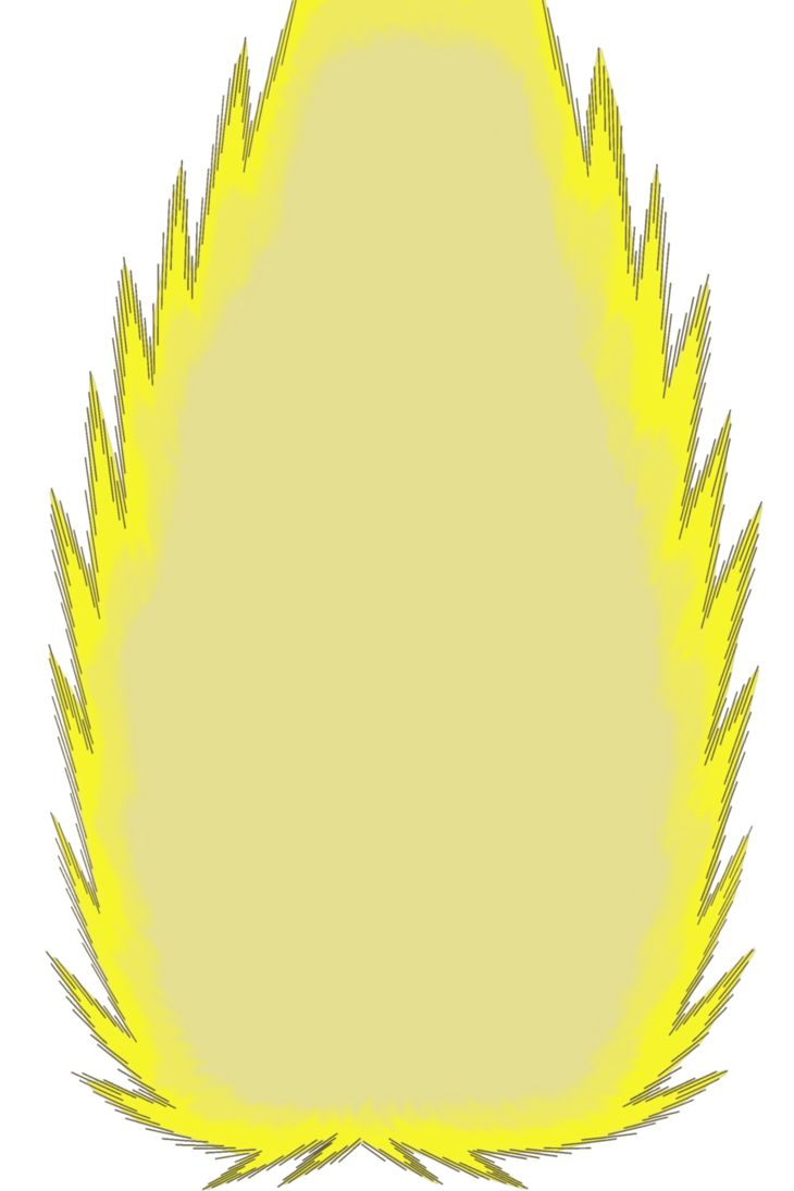 Dragon ball aura png. Z by tfmast on