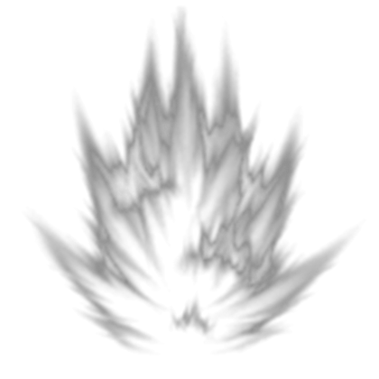 Z ssj particle roblox. Dragon ball aura png graphic black and white