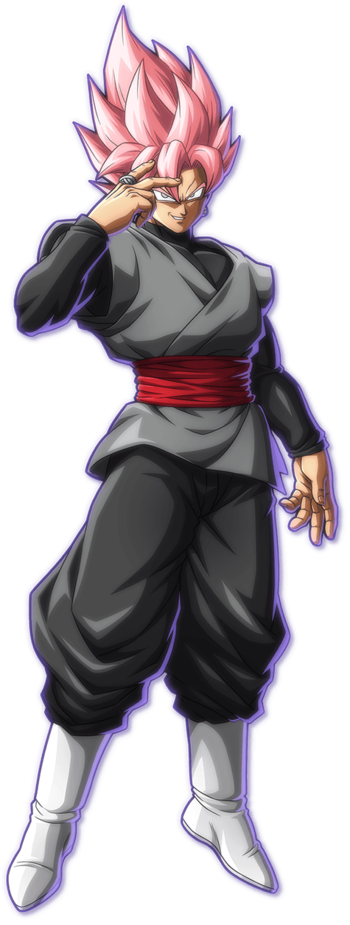 Drawing dbz full body. Dragon ball fighterz characters