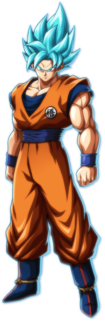 Dragon ball fighterz broly png. Characters tv tropes